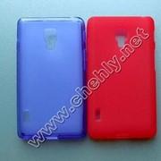 Силиконовый чехол LG Optimus L7 II P710/ P713 фото
