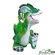 Фигура Динозавр Д шка фото