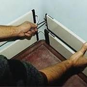 Монтаж систем инфракрасного отопления фото