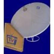 Антенна спутниковая сегментная прямофокусная1,8, Спутниковая антенна, Антенны спутникового телевидения фото