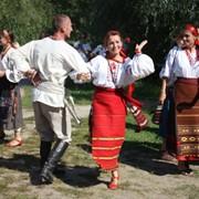 Влаштування весілля Середньої Наддніпрянщини фото