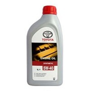 TOYOTA Motor Oil SAE 5W40 SN (1л) масло моторное фото