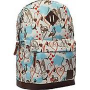 Городской рюкзак Bagland Молодежный 005336640 птицы фото