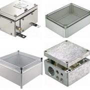 Корпуса для электротехнического оборудования, корпуса для электронного оборудования, корпуса Weidmüller фото