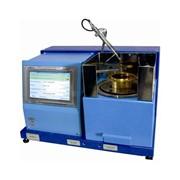 Аппарат автоматический для определения температуры вспышки в открытом тигле с газовым поджигом ЛинтеЛ АТВО–21 фото