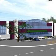 Здания и сооружения коммерческого назначения, здания промышленные, здания торговые фото