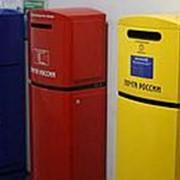 Порошковая покраска почтовых ящиков фото