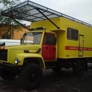 Передвижная мастерская ГАЗ 3308 (ГРМ) фото