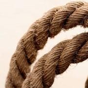 Джутовый шнур джутовая веревка канат из джута фото