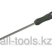 Отвертка Stayer Precision Max-Grip для точн работ, Cr-V, намагниченная, PH №0x100мм Код: 25826-0-100 G фото