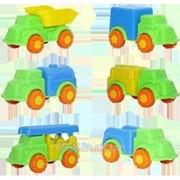 Автомобиль Антошка микс №1 яркий, цветной , дисплей 17 шт, 12+ фото