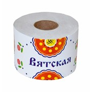 """Туалетная бумага """"Вятска"""" с втулкой фото"""