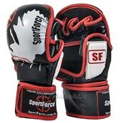 MMA перчатки SportForce SF-MG05 фото