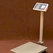 Весы торговые TCS-B306 электронные 300кг фото