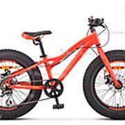 "Велосипед Stels Aggressor MD 20"" V010 (2019) Красный фото"