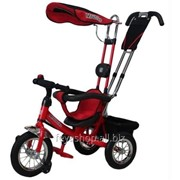 Велосипед 3-х колесный Mini Trike надувные красный фото