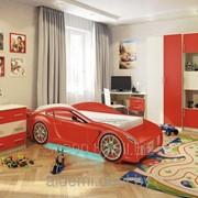 Кровать-машина Бэмби фото