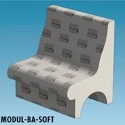 Скамья для хамама Modul ba soft фото