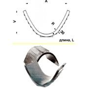 Базальтовые желоба овального профиля b:h = 2:3 (CSN 75 6101) фото