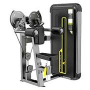 Профессиональный тренажер для зала дельтовидные разводка DHZ Fitness A3005 фото