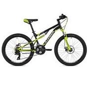 Велосипед Stinger DISCOVERY D 24 черный фото
