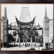Картина Передний Двор Китайского театра Громэна, Неизвестен фото