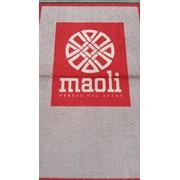 Примерочные коврики с логотипом фото