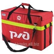 Укладка для оказания первой помощи пострадавшим на железнодорожном транспорте УППржд-01.2 фото