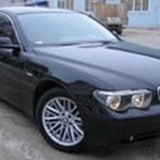 Аренда автомобиля BMW 7-series фото