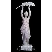 Виктория 80см (статуэтка для дома) фото