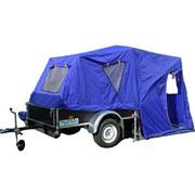 Прицеп-палатка Купава, модель 820000 (2-х местный) фото