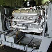 Электростанция (дизель-генератор) АД-100Т/400 фото