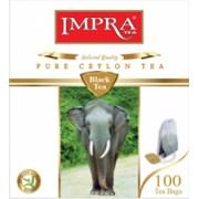 Чай Импра белая пачка крупнолистовой фото