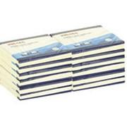 Бумажные блоки SIGMA 76х76 100л, 12шт фото