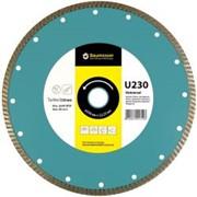 Круг алмазный отрезной BAUMESSER Turbo Universal 230x2,3x9x22,23 (90215129017) фото
