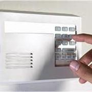 Монтаж охранной сигнализации. фото