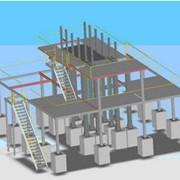 Установки по производству базальтового тонкого штапельного волокна (ваты) фото