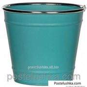 Горшок для цветов Greenware цилиндрический Бирюзовый фото