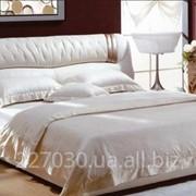 Кровати из натуральной кожи, Изготовление под заказ. фото