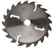 Пила дисковая по дереву Интекс 400x32 50 x28z с расклинивающими ножами по периметру ИН.03.450.32(50).28 фото