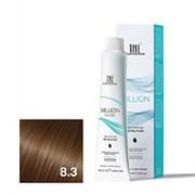 TNL, Крем-краска для волос Million Gloss 8.3 фото