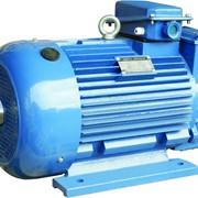 Электродвигатель крановый асинхронный МТH311-8 мощность, кВт 7,5 750 об/мин фото