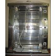 Гриль газовый/электро (компакт): ширина-940 мм, глубина-430 мм фото