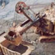 Добыча твердых полезных ископаемых Разрабатка железорудного месторождения фото
