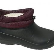 Зимние ботинки (женские)PAYAS. фото