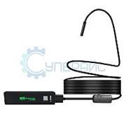 Эндоскоп WiFi HD1200P (полужесткий кабель, 2 м) фото