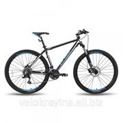 "Велосипед 29"" PRIDE XC-29 MD черно-синий матовый 2015 SKD-69-55 фото"