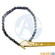 Ключ цепной, длина ленты 458мм, рукоять 150мм JTC-1147 фото