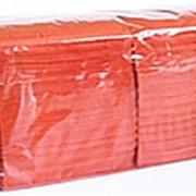 Салфетки сервировочные НРБ (красный) фото