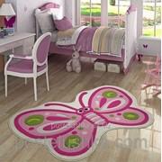 Коврик в детскую комнату Confetti Sweet Butterfly 100*160 фото